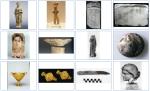 Ευρήματα των ελληνικών δημόσιων Μουσείων από την απώτατη αρχαιότητα έως σήμερα