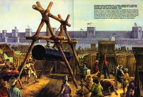 Constantinople 1453 -04