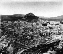 Αθήνα – θέα από την Ακρόπολη