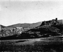 Ακρόπολη και η υπόλοιπη Αθήνα από δίπλα…